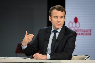Ezúttal Emmanuel Macron, az En Marche elnökjelöltje akarja megtestesíteni a