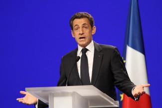 Nicolas Sarkozy a 2012-es elnökválasztási kampányon. - Idén újra győzhet? forrás: www.Flickr.com, szerző: UMP Photos